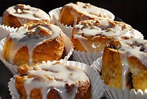 Bam Bam Bakery Cinnamon Rolls