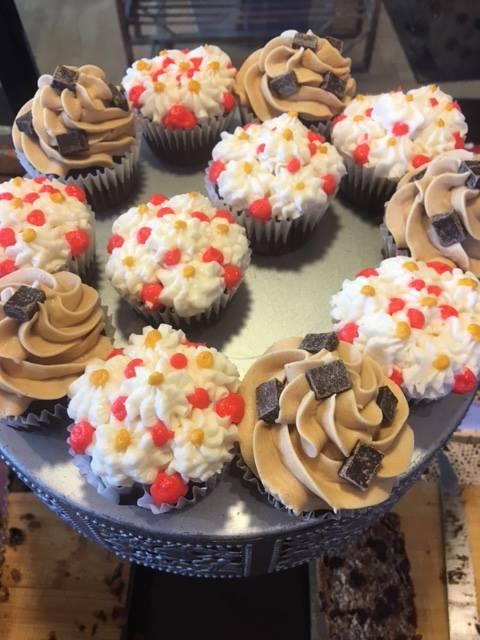 Bam Bam Bakery Cupcakes
